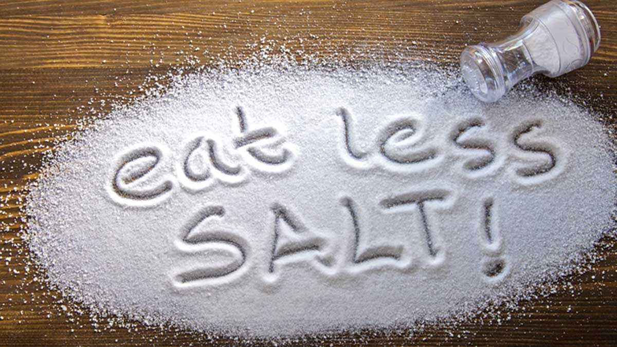 Benefit of Low-Salt Diet for Heart Failure
