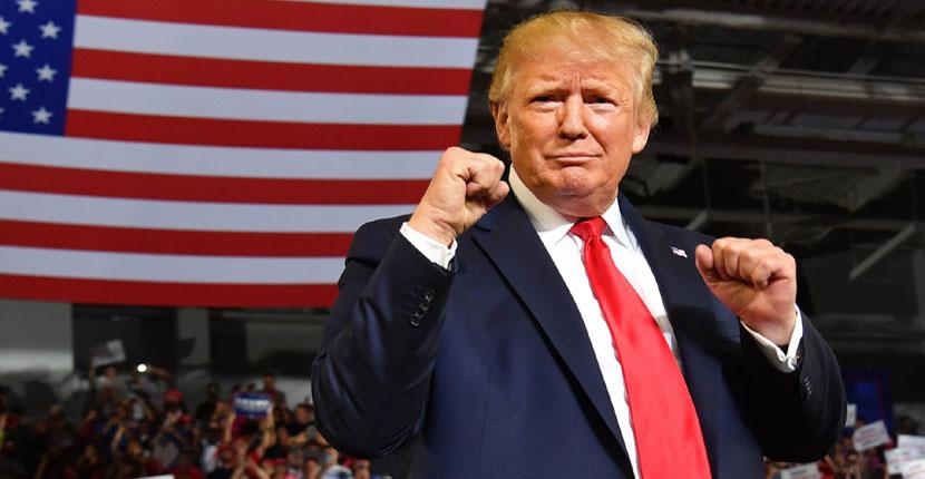 U.S election 2020: Majority expect Trump to win