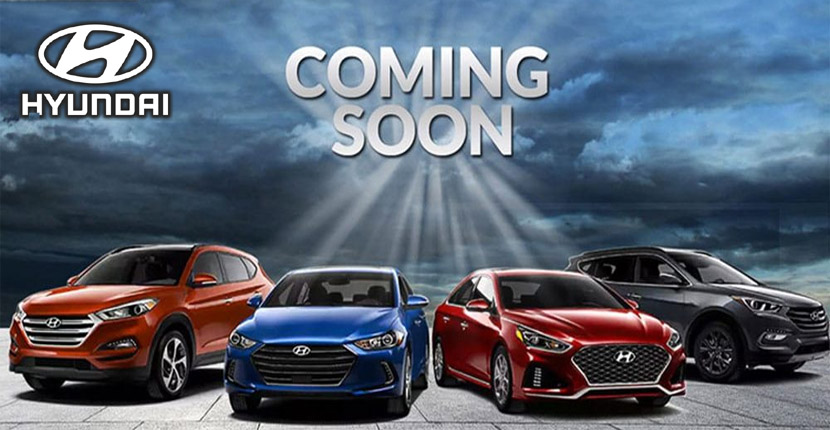Hyundai to Launch 3 New Locally Assembled Cars in Pakistan