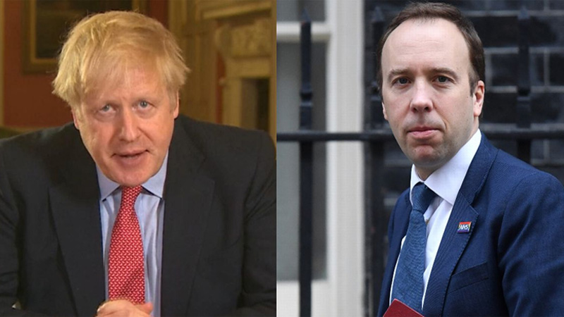 Boris and Hancock have coronavirus and now Chief Medical Officer has symptoms too
