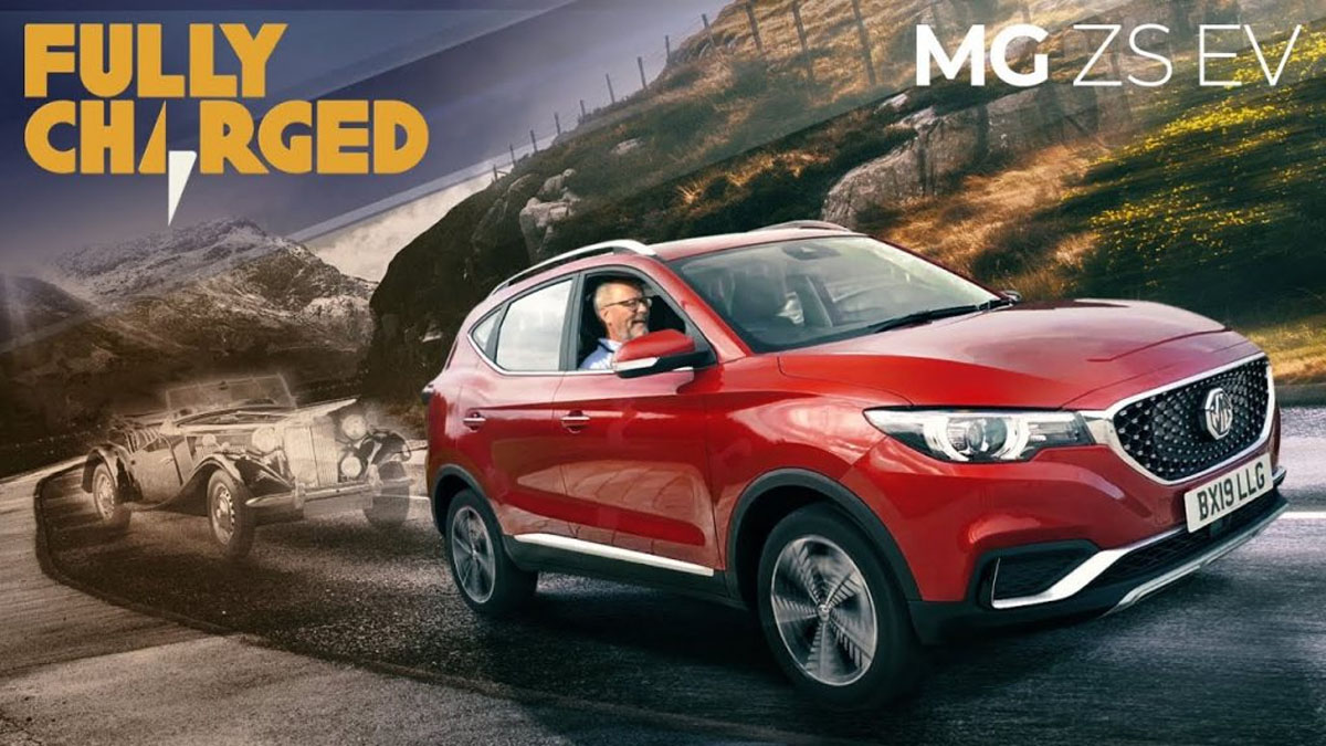 British car maker MG is launching locally manufactured electric car in Pakistan