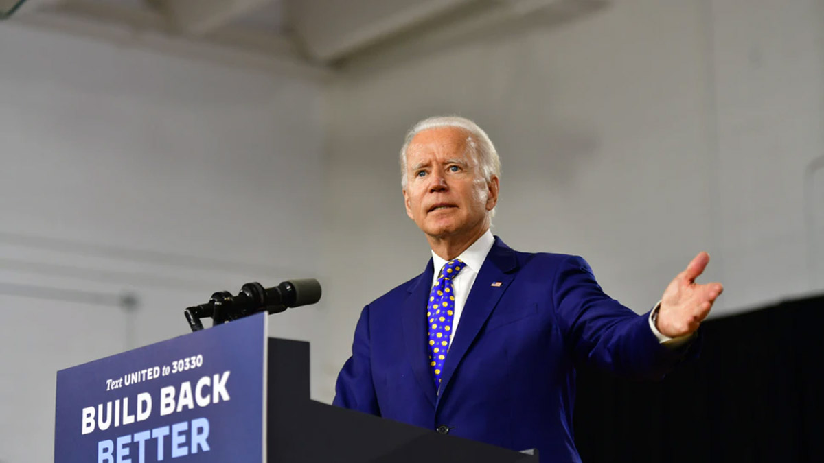 Biden Issues Statement Condemning Anarchists In Portland, Leftists Panic