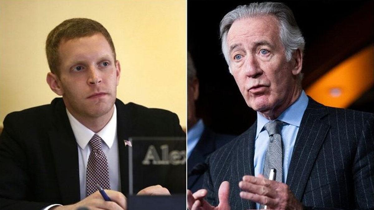 Top democrat Richard Neal disavows super PAC ad blasting his opponent