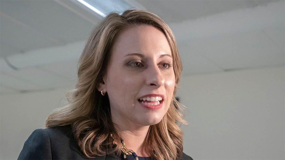 Katie Hill launching Naked Politics podcast year after nude photo scandal