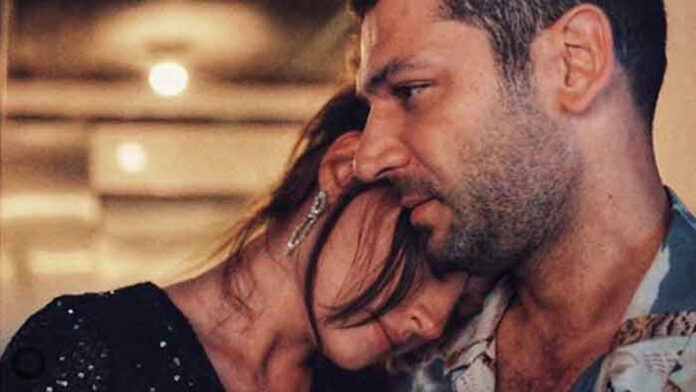 Turkish star Esra Bilgic spotted sharing loved up moments with her co-star in new 'Ramo' trailer
