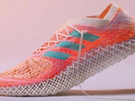 Classify This Robot-Woven Sneaker With 3D-Printed Soles as Footwear