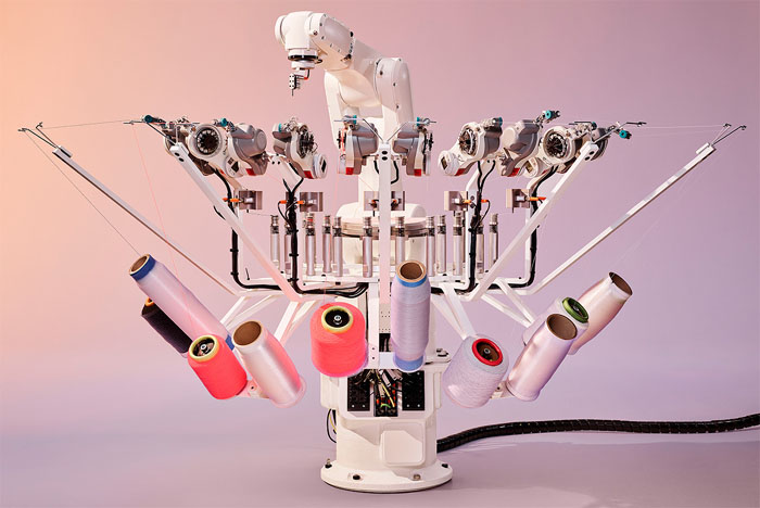 3D Printer robot