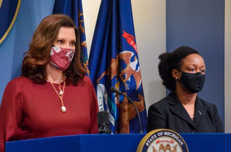 White House says they will not give Governor Whitmer more COVID-19 vaccines