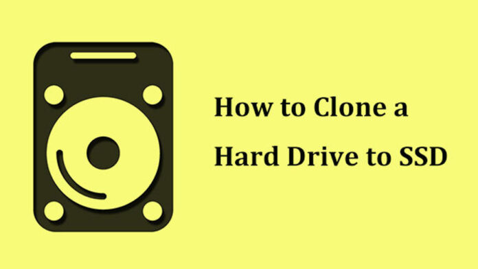 Migrate HDD to New SSD with Hard Drive Clone Software