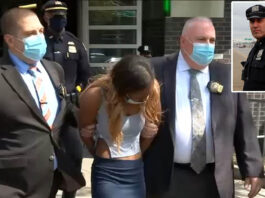 I'm sorry I hit him and that he's dead, Woman apologizes for killing NYPD cop