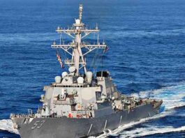 India conveys its position to Washington on US Navy ship's operation in EEZ
