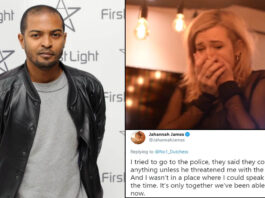 Noel Clarke accuser says cops didn't investigate after he filmed her naked