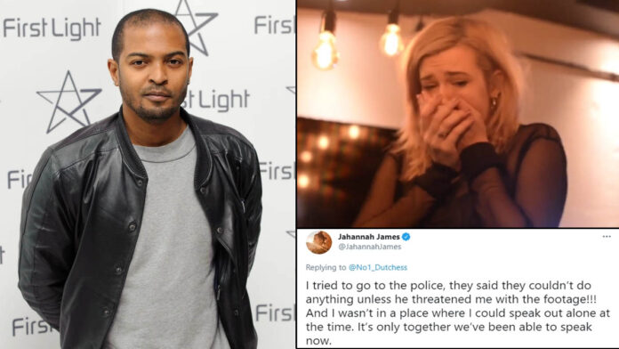 Noel Clarke accuser says cops didn't investigate after he filmed her naked