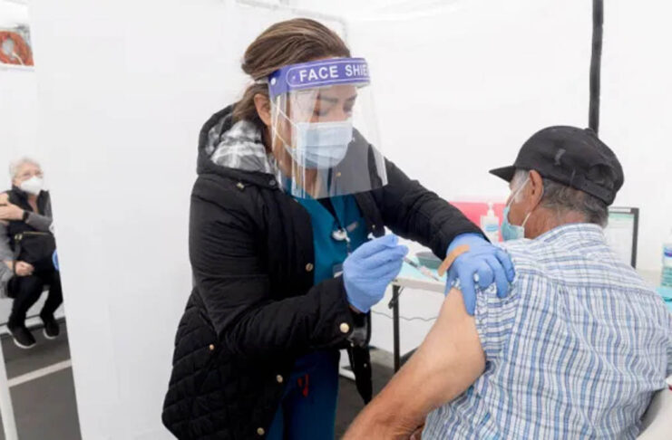 Orange County continues appointment-free vaccinations through Saturday