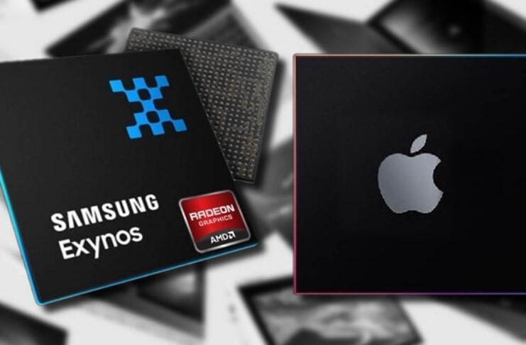 Samsung Exynos 2200 has a better GPU than Apple